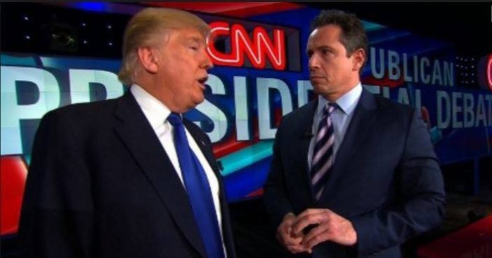 CNN's Cuomo: It Will Be The Media's Job To Act As Trump 'Opposition' (Video)