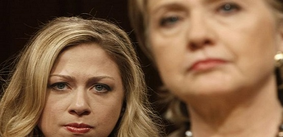 State Department: Hillary Clinton Sent Daughter Chelsea Classified Documents