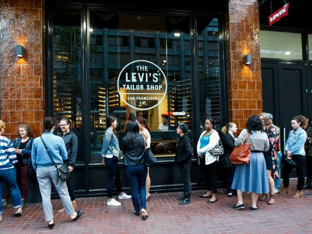 Levi Strauss: Do Not Bring Your Legal, Concealed Carry Firearms Into Our Stores