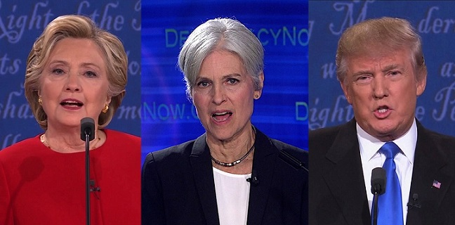 Clinton Campaign To Participate In Jill Stein's Vote Recount Effort