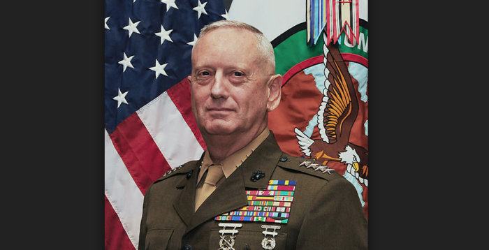 "BREAKING: Trump Considering James ""Mad Dog"" Mattis For Secretary Of Defense"