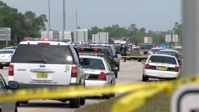 Witness: Armed Person Shoots, Kills Suspect Attacking Deputy (Video)