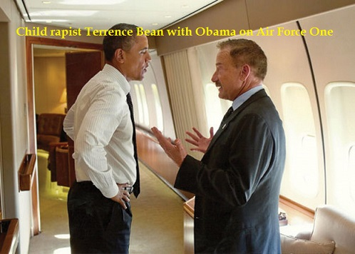 terrence-bean-with-obama-on-air-force-one
