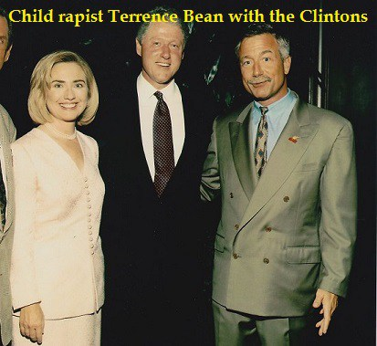 terrence-bean-with-the-clintons