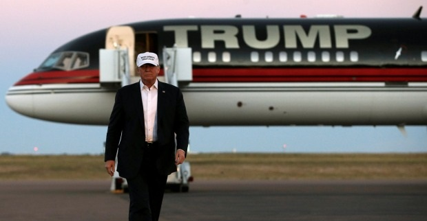 Donald Trump:  'Cancel Boeing $4 Billion Order' On New Air Force One (Video)