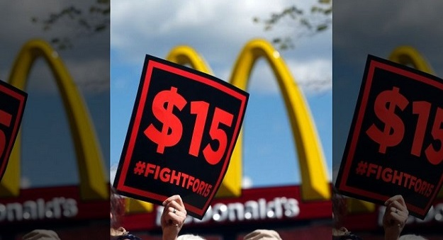 Minimum Wage Rises In 19 States But Only Some Win Fight For $15/Hour