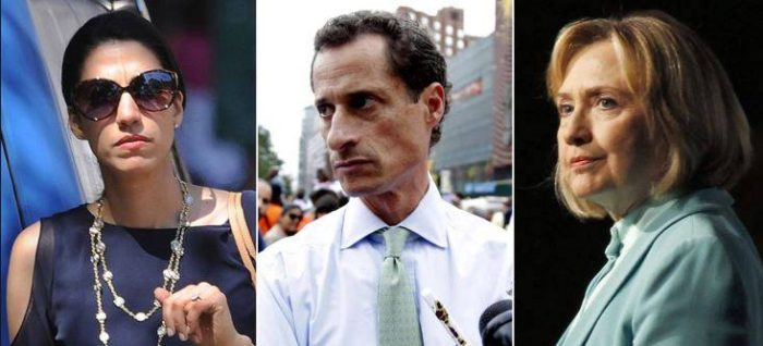 FBI Ordered To Unseal Warrant Used To Get Clinton Emails During Weiner Probe (Video)