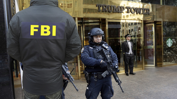 FBI Agents Prepare To Counter CIA Coup Against Trump  (Video)