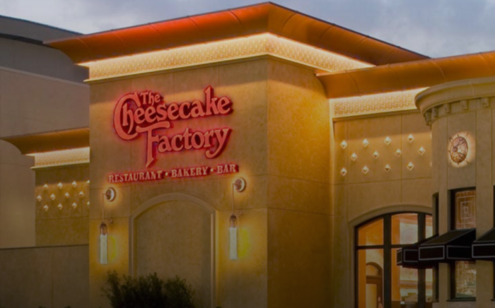 Cheesecake Factory Kicks Law Enforcement Officers Out Of Their Restaurant
