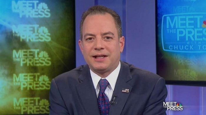 Priebus: 'Hasn't Been Determined' If Reporters Will Be Working Inside The White House (Video)