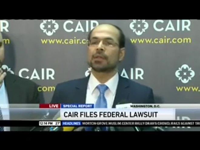 CAIR: We Will Not Allow Trump To Change The 'Tradition Of America' (Video)