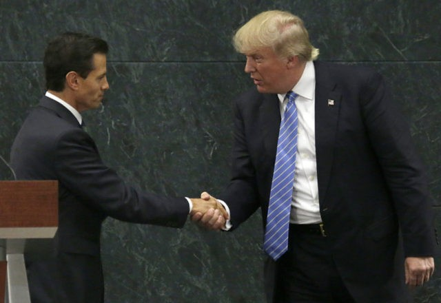 Donald Trump Threatens To Cancel Meeting With Mexico If They Won't Pay or Wall (Video)