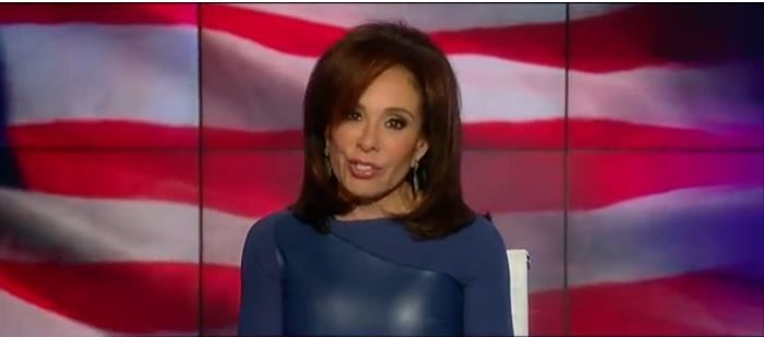 Judge Jeanine Slams John Lewis, Rosie O'Donnell Over Trump Comments (Video)