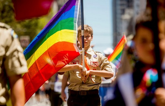 Boy Scouts Reverse 100 Year Policy: Open Membership To Transgender Boys (Video)