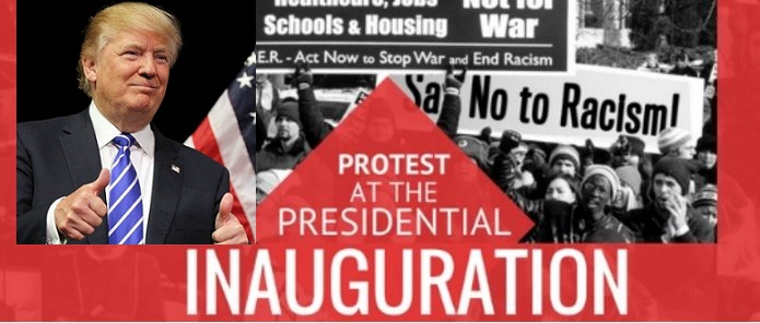 Is The Left Plotting Violent Anti-American Revolution On Trump's Inauguration Day?