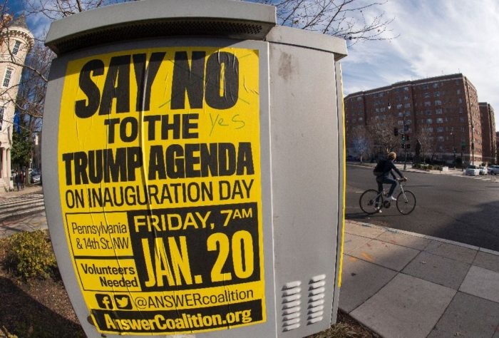 Audio Of Protest Group's Plans To Disrupt Trump Inauguration (Video)
