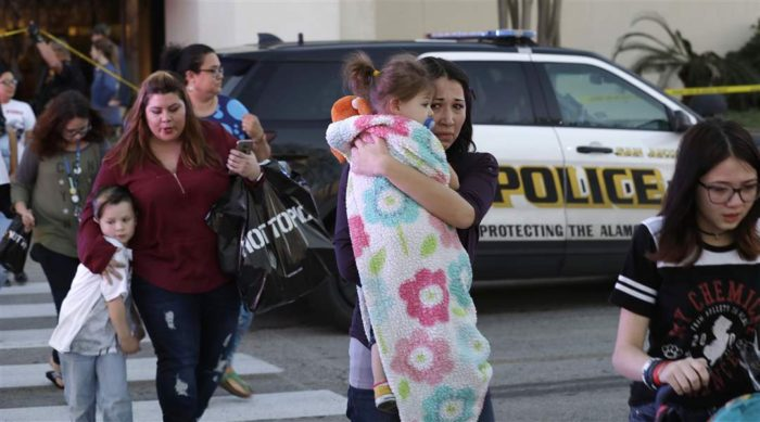 Concealed Carry Permit Holder Stops Deadly Shooter At San Antonio Mall