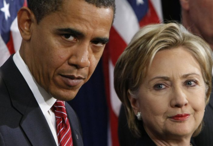 Ex-Intel Committee Member Bombshell – Before 12 P.m. Friday, Obama Will Pardon Clintons (Video)