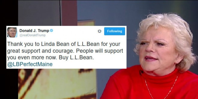 'Hardcore Bullies': L.L. Bean Board Member Pushes Back On Left's Call For Boycott (Video)
