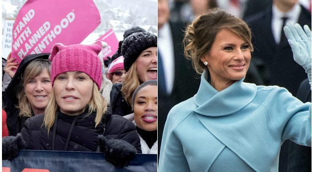 Chelsea Handler Would Not Interview Melania Trump: 'She Can Barely Speak English' (Video)