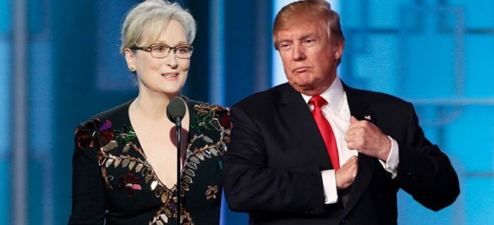Meryl Streep Suffers Backlash: Stars Sick Of Fellow Entertainers' Political Rants (Video)