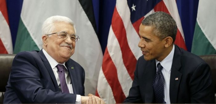 Obama Last Hours In Office: Defies Congress, Quietly Released Millions To Palestinian Authority