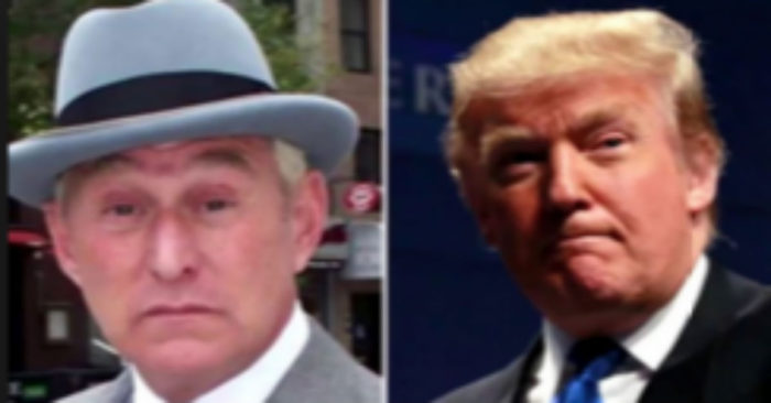 Trump's Ally And Advisor Roger Stone Survives Assassination Attempt (Video)