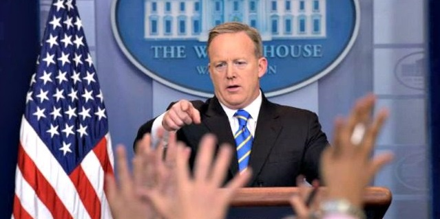 Associated Press Throws Temper Tantrum Over 'Snub' by Trump Press Secretary Spicer