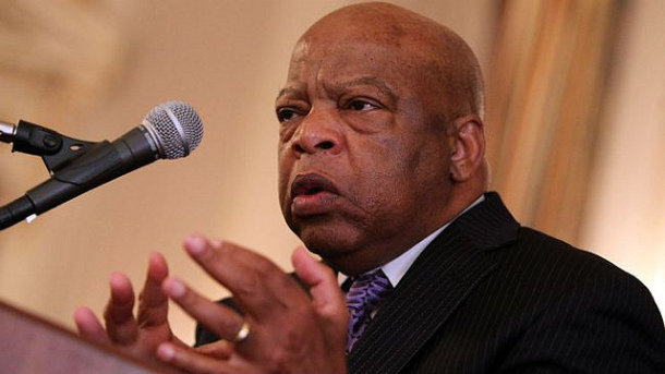 John Lewis: I Refuse To Accept Election Result Rigged By Russia [VIDEO]