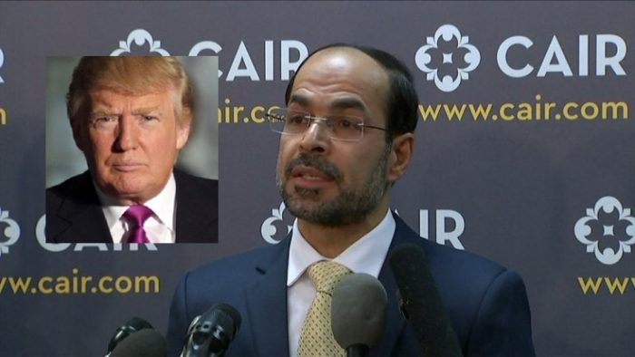 Terror-Tied Group CAIR Causing Chaos, Promoting Protests & Lawsuits As Trump Protects Nation