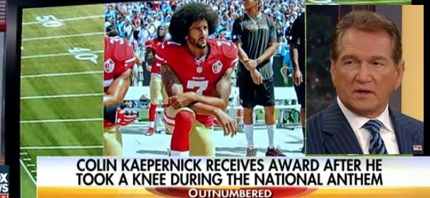 Joe Theismann Blasts SF 49ers For Kaepernick's Inspirational Award (Video)
