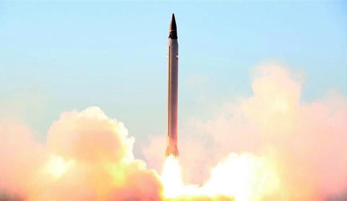Iran Tests Ballistic Missile In Defiance Of UN Resolution (Video)