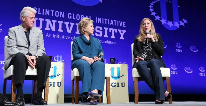 Heads Are Finally Beginning To Roll At The Clinton Foundation