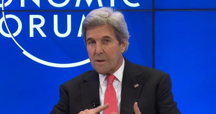 Kerry: Trump Administration Will Last 'A Year, Two Years, Whatever' (Video)