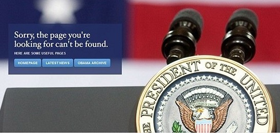 Looking For The Spanish Version Of White House.Gov? No Existe
