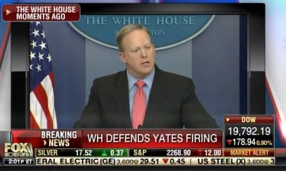 BRUTAL! Sean Spicer Calls Out NY Times And NBC For Pushing #FakeNews And Lies On Trump (VIDEO)