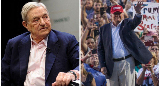 Soros Lost Nearly $1 Billion In Weeks After Trump Election (Video)