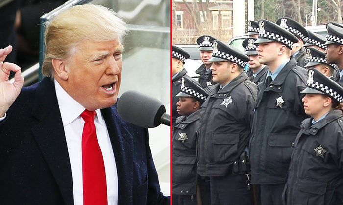 Trump Just Declared WAR At BlackLivesMatter! No Wasting TIME! Police Officers Cheering!