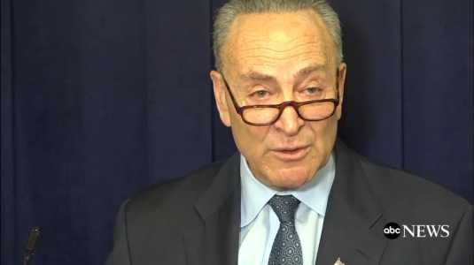 Trump Ends Week One With Schumer In Tears (Video)