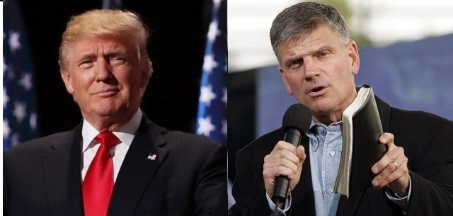 CAIR To Trump: 'Drop Franklin Graham From Inaugural Prayers'
