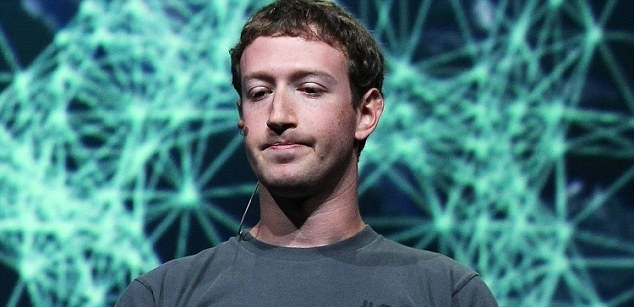 Facebook's Mark Zuckerberg Lobbies For New World Order