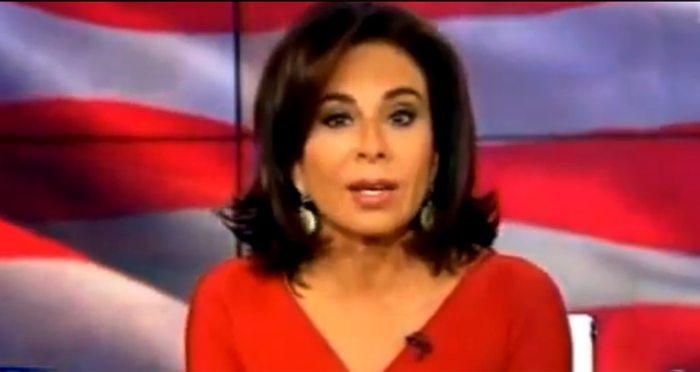 Judge Jeanine: Officers Supporting Sanctuary Cities Have 'Blood'On Their Hands (Video)