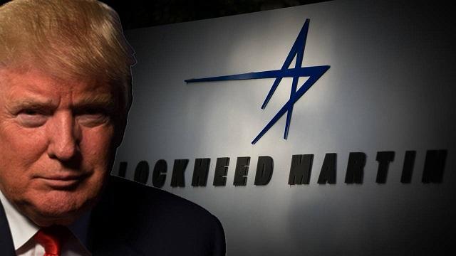 Trump Effect: Pentagon Strikes New 'Historic' F-35 Deal With Lockheed – $728 Million Reduction
