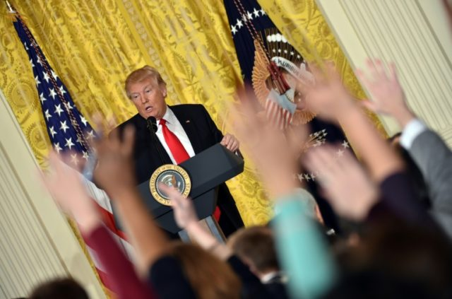 Trump Breaks Annual Tradition: Will Not Attend White House Correspondents' Dinner (Video)