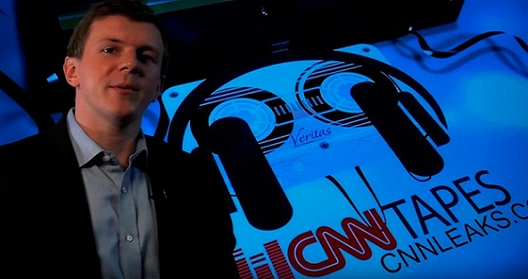 James O'Keefe And #ProjectVeritas Release More Than 100 CNN Tapes Online (Video)