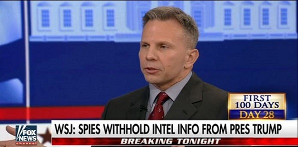 Lt. Col. Tony Shaffer: Obama Holdovers Withholding Intel From Trump Admin (Video)