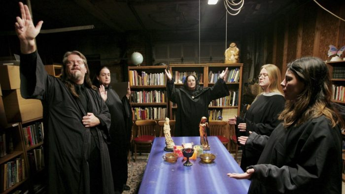 Witches Cast Mass Spell With Hopes Of Removing Trump From Office (Video)