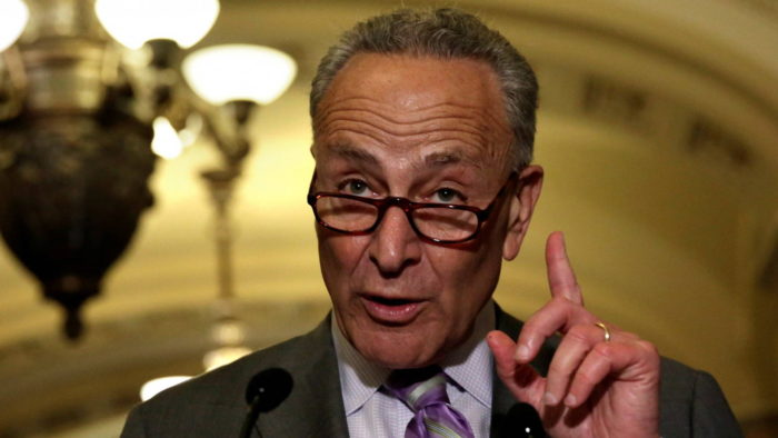 Schumer: When Jeff Sessions Was Confirmed 'It Turned My Stomach' (Video)