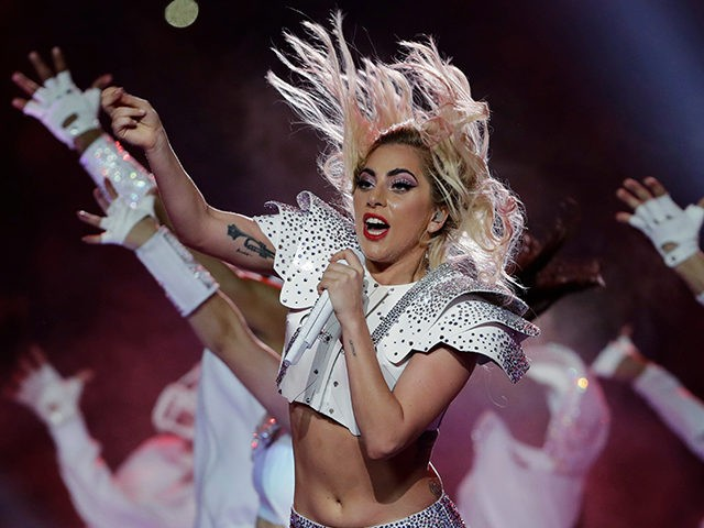 Left Bashes Lady Gaga For Not Attacking Trump During Super Bowl Halftime Show (Video)