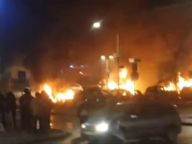 Sweden: Looting, Cars Torched, Police Attacked As Riots Break Out In Migrant Suburb (Video)